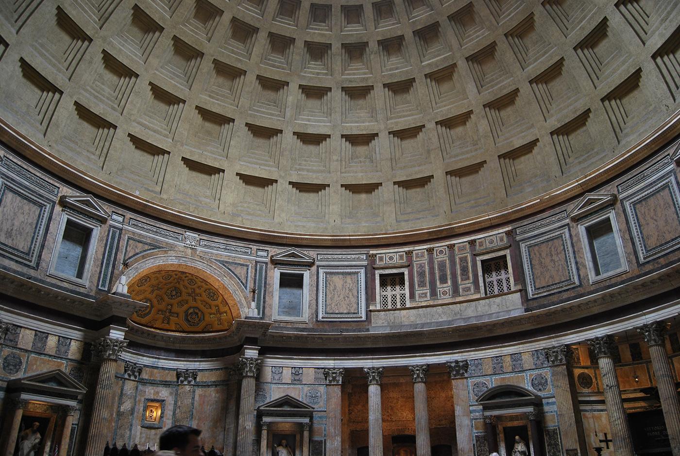 O Panteão de Roma