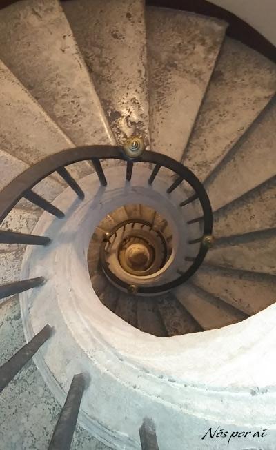 Escadaria em Santa Maria Maior