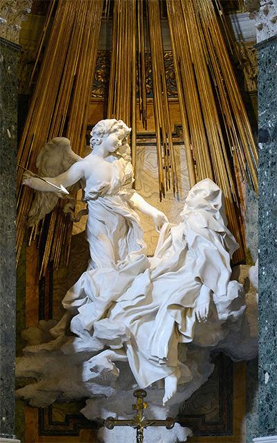 Extase de Santa Teresa