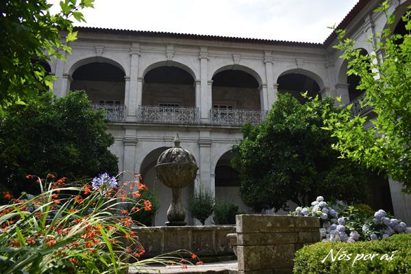 Claustros do Mosteiro de Arouca