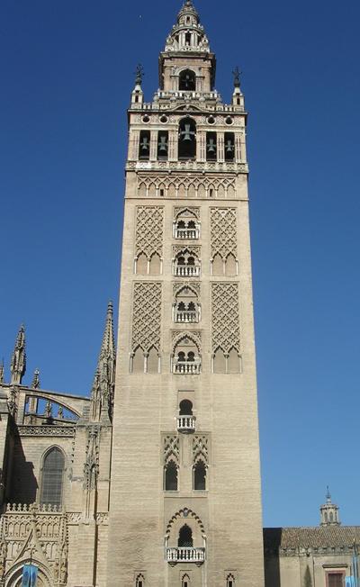 La Giralda (Wiki Commons)