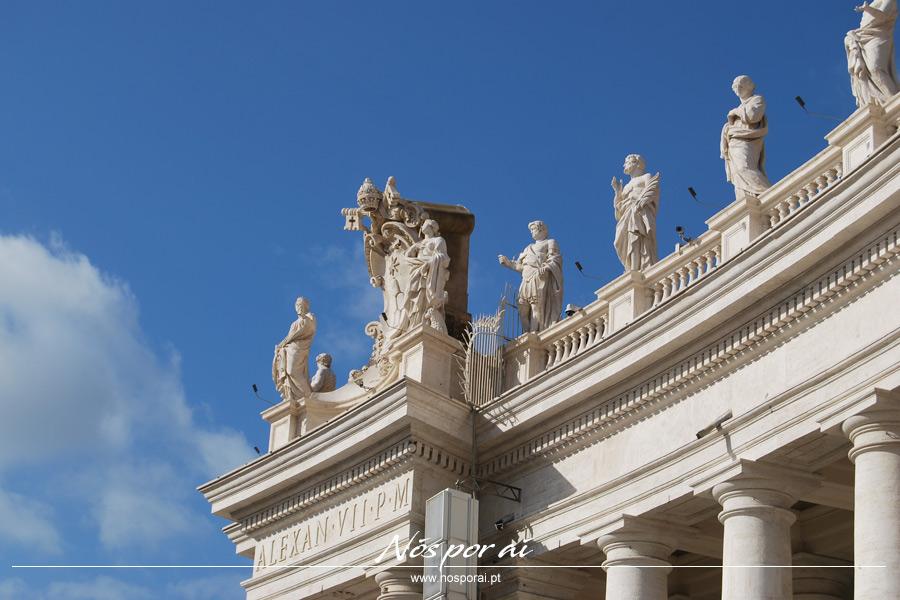 Colunata de Bernini