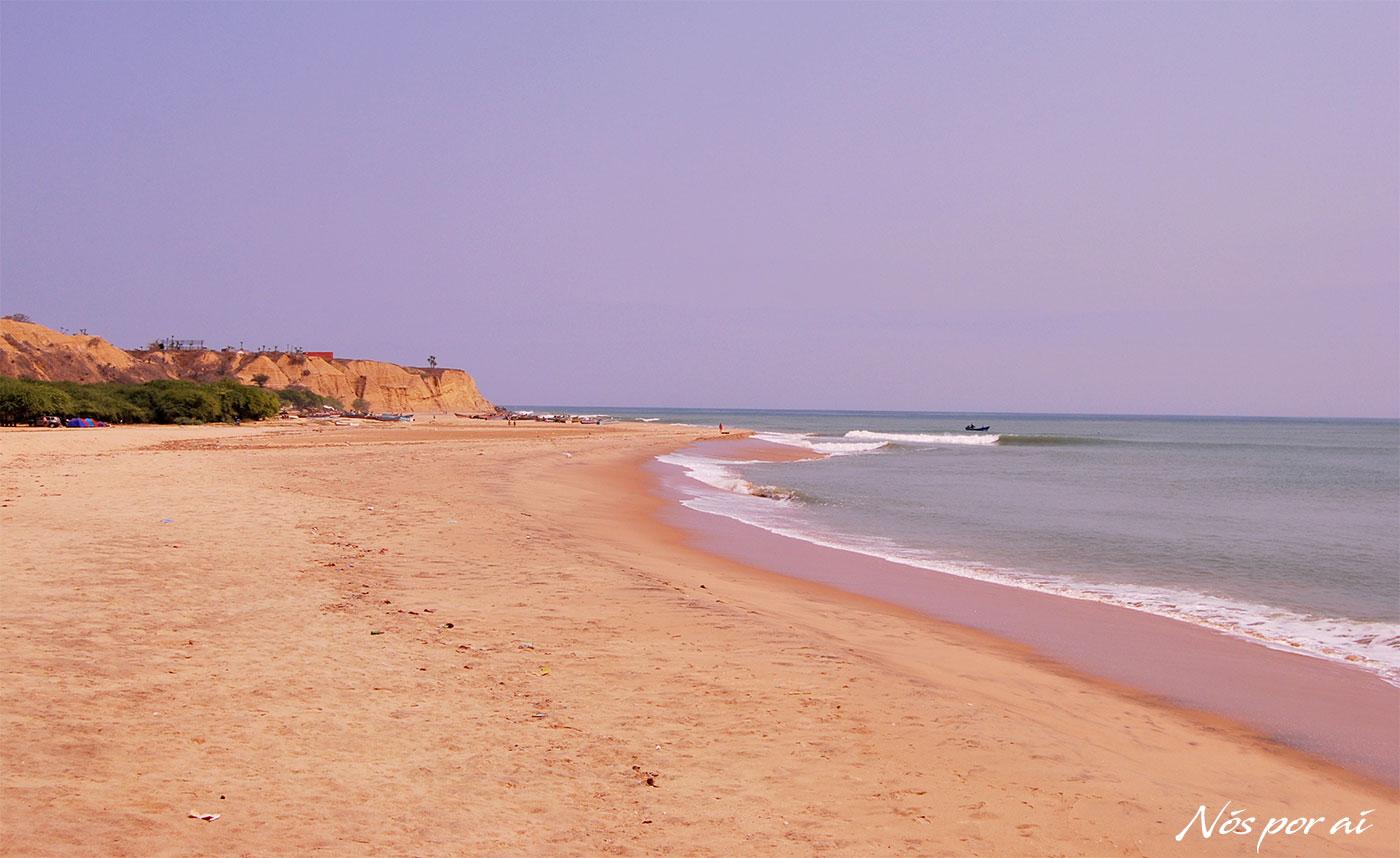 Praias de Sangano e Cabo Ledo