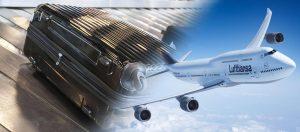 Regras de bagagem para viajar de avião