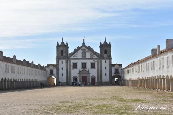 Convento da Senhora do Cabo