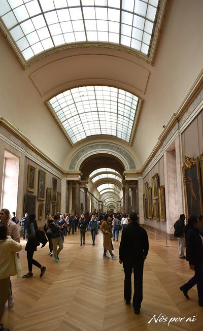 Galerias do Louvre