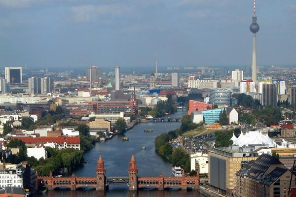 O rio Spree