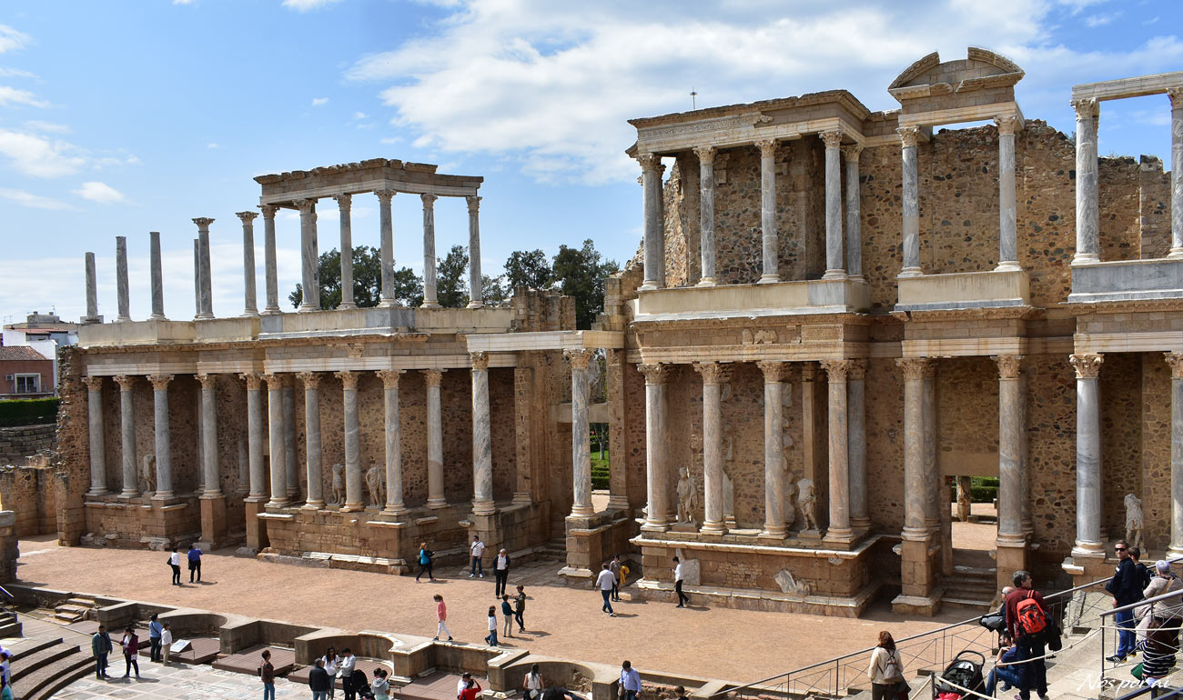 Visitar Mérida, uma herança viva da Lusitânia romana