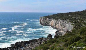 Trilho do Chã dos Navegantes, Cabo Espichel