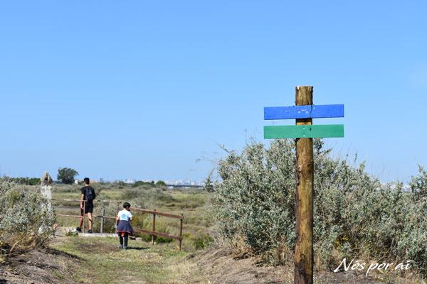 Percurso das Salinas