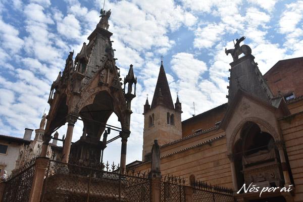 Túmulos medievais dos Scaligeri