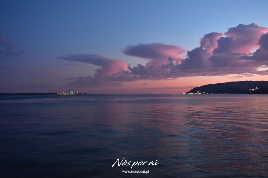 Oceano à vista, Estuário do Sado