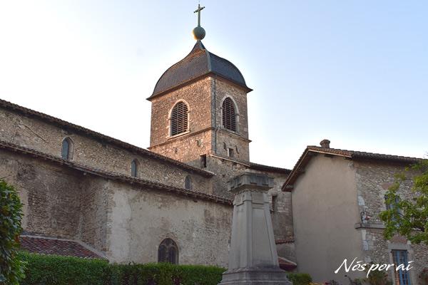 Torre da igreja de Santa Maria Madalena