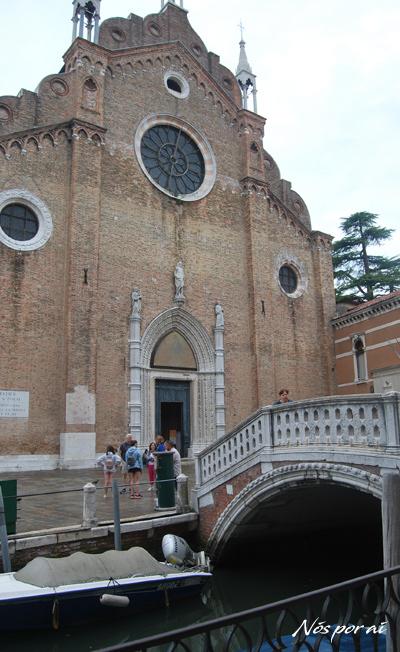 basílica de Santa Maria Gloriosa dei Frari