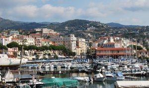 Sanremo, o charme mistura-se com o pitoresco
