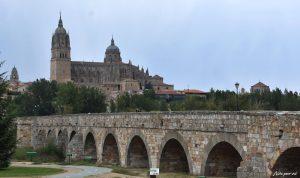 Conhecer a cidade universitária de Salamanca