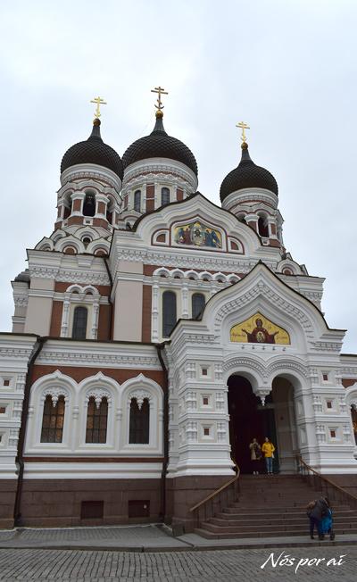 Catedral de Alexandar Nevski