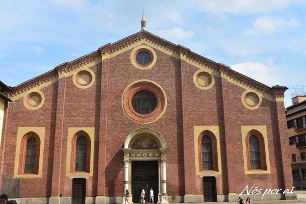 Basílica de Santa Maria delle Grazie